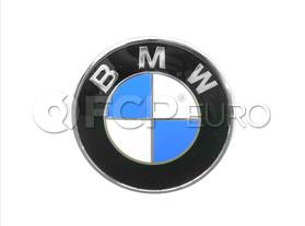 BMW Roundel Emblem - Genuine BMW 51147146051