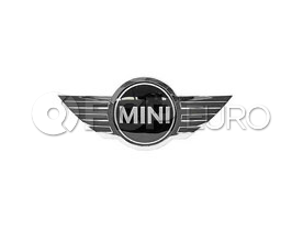Mini Cooper Emblem Rear Hatch - Genuine BMW 51147026186