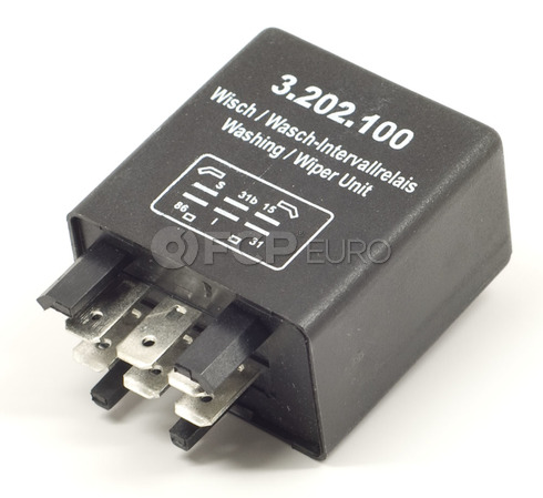 Volvo Intermittent Wiper Relay (Front) KAE 6849780