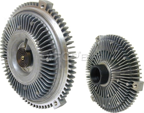 Mercedes Fan Clutch - Meistersatz 1112000422