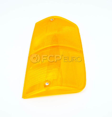 Volvo Turn Signal Lens Left (Amber) Genuine Volvo 1234138