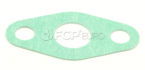 Volvo Turbo Oil Line Gasket Lower (Garrett Turbo) Genuine Volvo 3514545