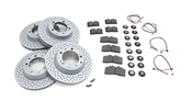 Porsche Brake Kit - Zimmermann/Pagid 993BK1