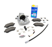 Mercedes Brake Caliper Replacement Kit - TRW 2044212481