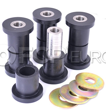 Porsche Subframe Bushing Set - Powerflex PFR57-512B