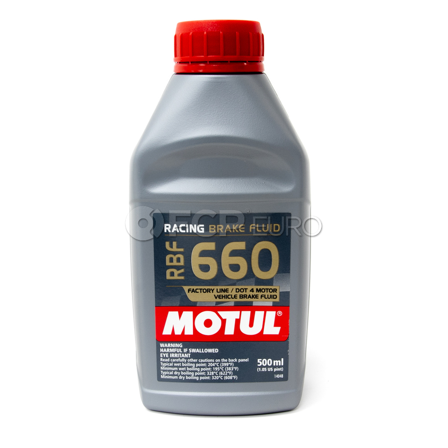 DOT 4 RBF 660 Brake Fluid (500ml) - Motul 101667