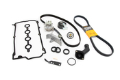 Audi VW Timing Belt Kit Contitech / Graf KIT-528852