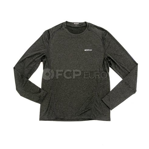 Men's Long Sleeve Shirt (Grey) Small - FCP Euro 577904