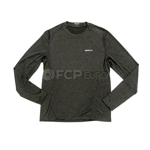 Men's Long Sleeve Shirt (Grey) X-Large - FCP Euro 577907