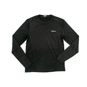 Men's Long Sleeve Shirt (Black) Small - FCP Euro 577908