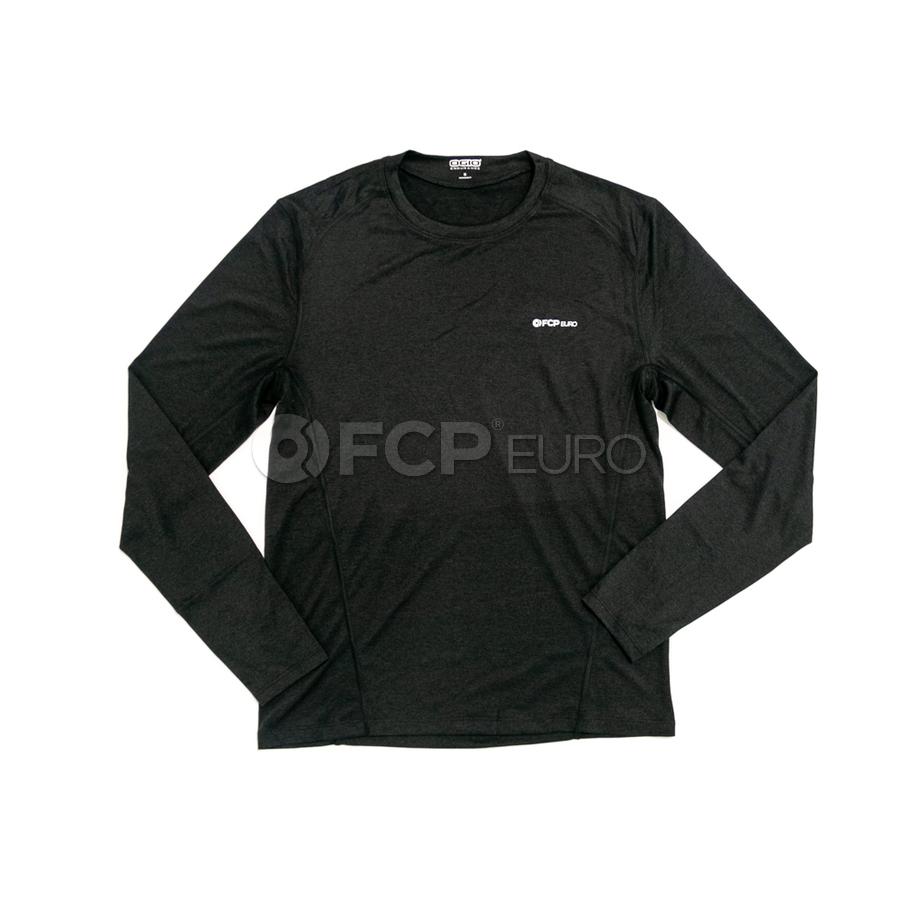 Men's Long Sleeve Shirt (Black) Large - FCP Euro 577910