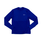 Men's Long Sleeve Shirt (Blue) Small - FCP Euro 577912