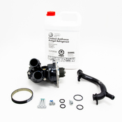 Audi VW Water Pump Kit - Rein 06H121026DDKT