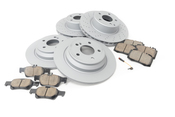 Mercedes Brake Kit - Akebono 2204210912