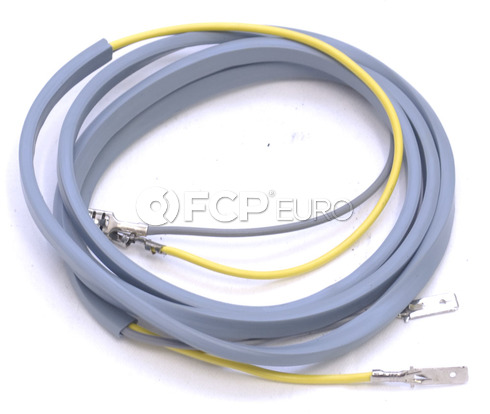 Volvo Tailgate Wiring Harness Left (240 245 265) - MTC 1212563