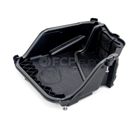 BMW Housing Cover With Coarse Filter - Genuine BMW 64116987597