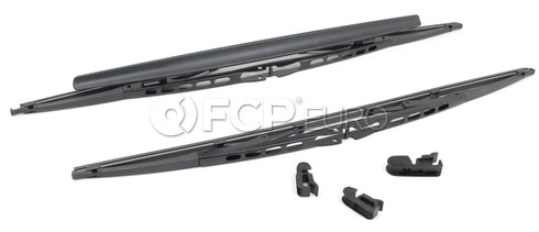 Volvo Windshield Wiper Blade Set (S40 V40) Genuine Volvo 31276593