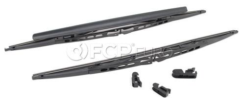 Volvo Windshield Wiper Blade Set (S40 V40) Genuine Volvo 31276593