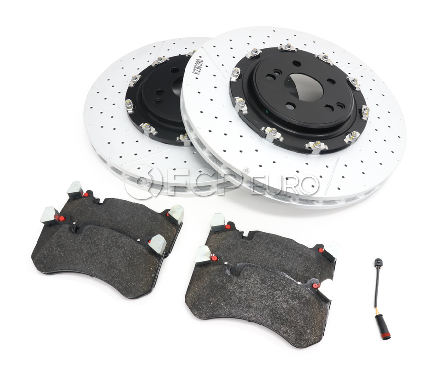 Mercedes Brake Kit - Brembo 0004206600