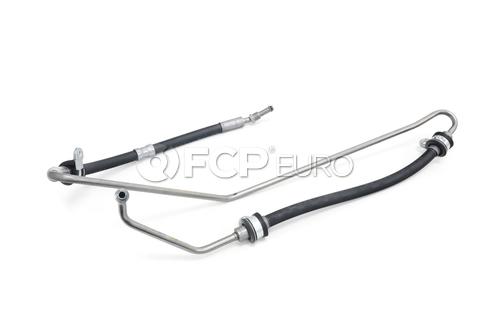 Mercedes Power Steering Pressure Hose - Rein 9064663981