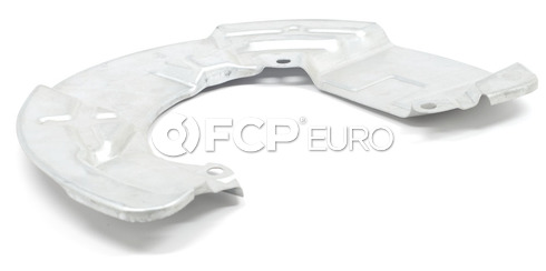 Volvo Brake Dust Shield Front Right - Genuine Volvo 30645114