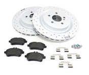 Mercedes Brake Kit - Genuine Mercedes 1724230112