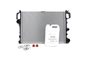 Mercedes Radiator Replacement Kit - Nissens 2215003203