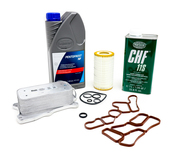 Mercedes Oil Cooler Replacement Kit - Nissens 2721880001