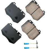 Mercedes Brake Pad Set - Akebono 0084201920
