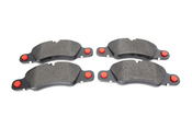 Porsche Brake Pad Set - Pagid 355013801