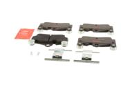 Audi VW Brake Pad Set - TRW 7L0698451H