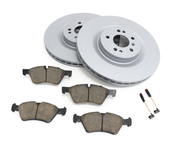 Mercedes Brake Kit - Akebono 1644210512