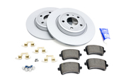 Audi VW Brake Kit - ATE/Textar 8K0615601BKT