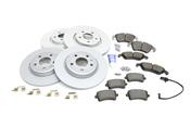 Audi VW Brake Kit - ATE/Textar 8R0615301FKT3