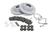 Porsche Brake Kit - Zimmermann/Textar 996BRKT6