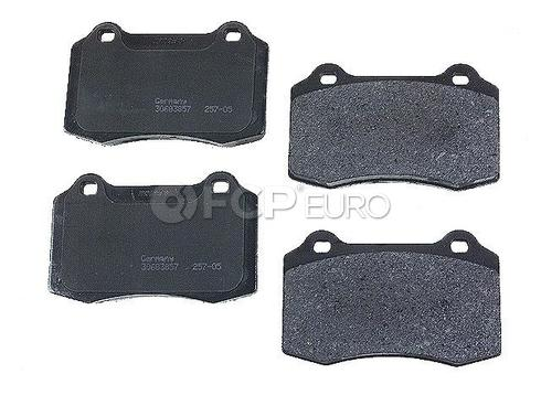 Volvo Brake Pads Set Rear (S60R V70R) Genuine Volvo 30683858