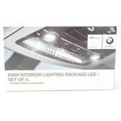 BMW Bmw Int. Light Package Led - Set Of 4 (W5W W6W) - Genuine BMW 63122212787