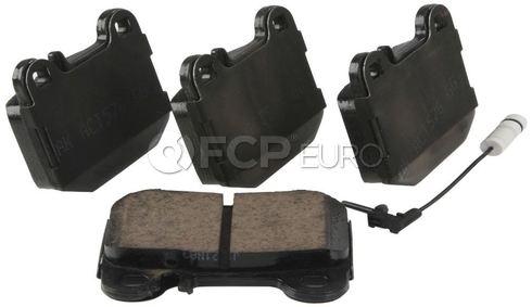 Mercedes Brake Pad Set - Akebono 163420112041