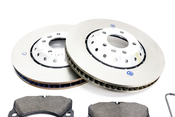 Porsche Brake Kit - OEM/Textar 95835140350KT