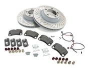 Porsche Brake Kit - Textar/OEM 997BRKT16