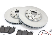 Porsche Brake Kit - Pagid/OEM 9PABRKT