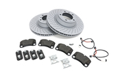 Porsche Brake Kit - Zimmermann/Textar 997BRKT15