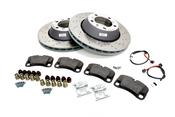 Porsche Brake Kit - TRW/OEM 997BRKT18