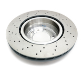 Porsche Brake Disc - OEM Supplier 8638