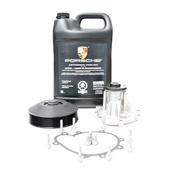 Porsche Engine Water Pump Kit - Graf/Genuine 241148KT