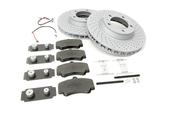 Porsche Brake Kit - Zimmermann/Textar 997BRKT