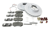 Porsche Brake Kit - Zimmermann/Textar 997BRKT5