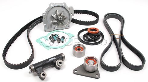 Volvo Timing Belt and Water Pump Kit (OEM Parts) TBKIT217WP-OEM