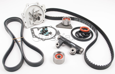 Volvo Timing Belt and Water Pump Kit - TBKIT217WP