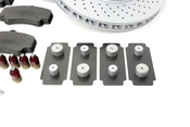 Porsche Brake Kit - Zimmermann/Textar 997BRKT6